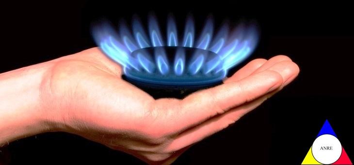 Schimbarea furnizorului de gaze naturale de catre clientul final